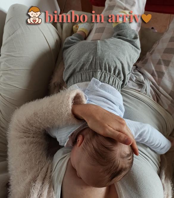 allattamento coliche neonato