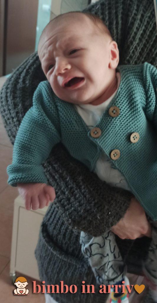 coliche del neonato