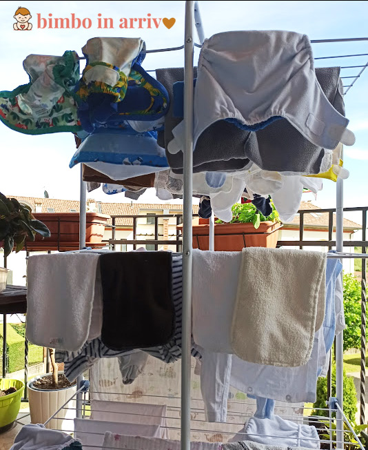 Pannolini Lavabili - Come devono essere lavati