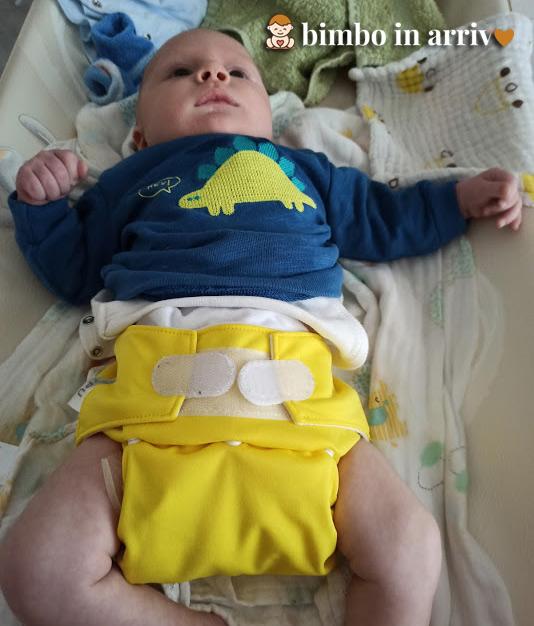 Pannolini Lavabili - Come cambiare il proprio bimbo