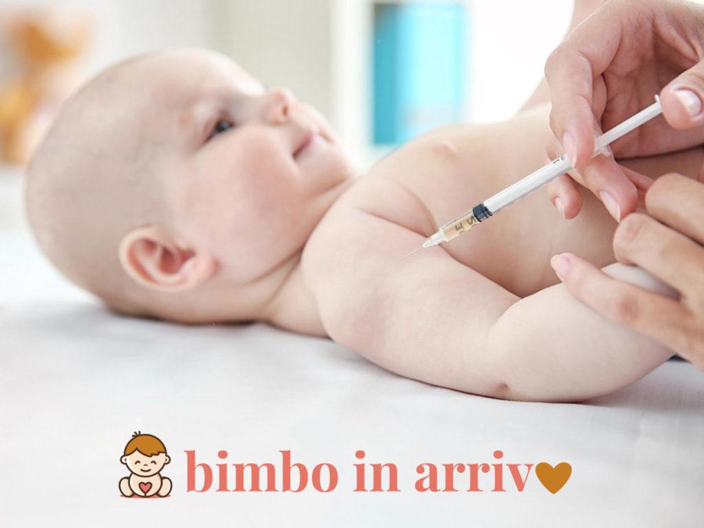 La prima vaccinazione del nostro bimbo, come funziona